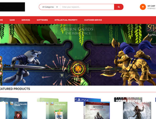 Games Website